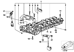 CYLINDER HEAD/INTERMEDIATE HOUSING