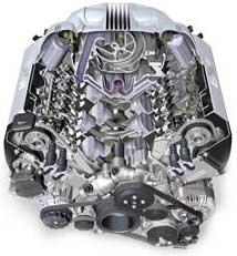 BMW m62 engine
